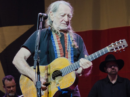 Willie Nelson and friends livestream concert