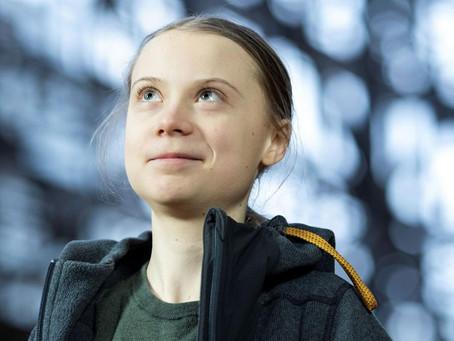 Greta Thunberg donates $100,000