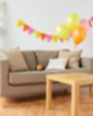 living-room-decorated-for-home-birthday-