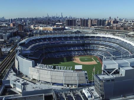 Movies at Yankee Stadium