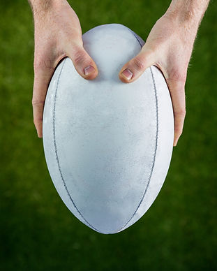 upward-view-of-a-rugby-player-catching-a