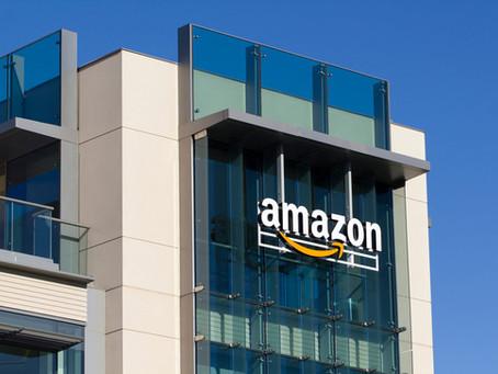 Amazon turns warehouse into shelter