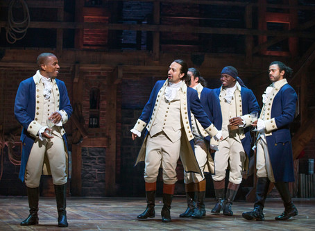 """Hamilton"" movie coming July 3"