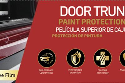 PPF Protección Cajuela  LLUMAR