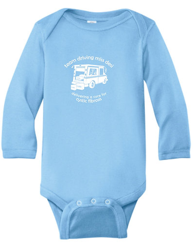 Infant 2019 Great Strides Team Shirt