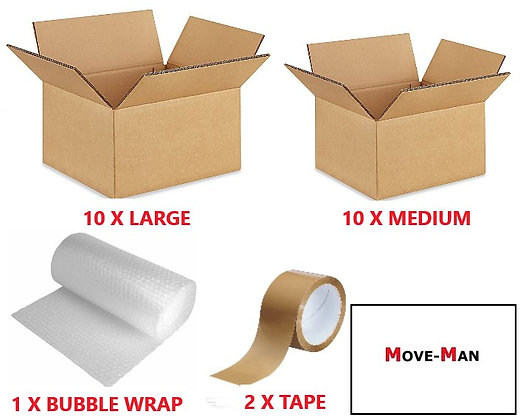 House/Flat Moving Package