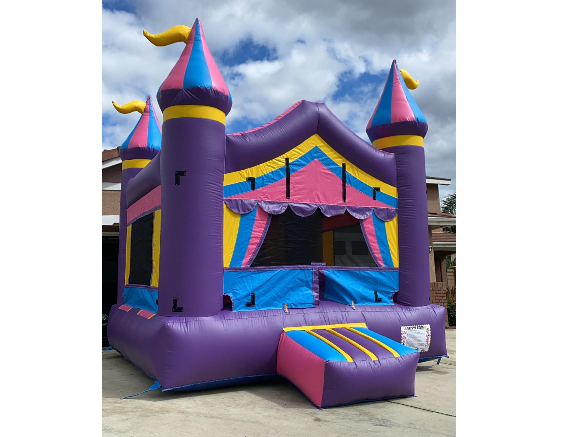 Princess Jumper/Bounce House