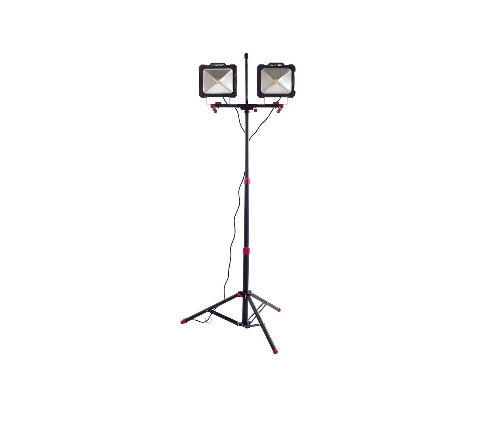 LED Flood Light with Tripod
