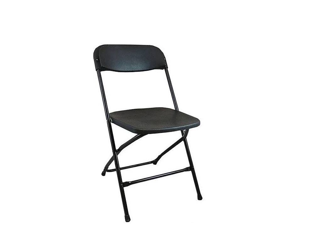 Black Standard Chair
