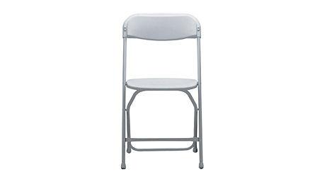 White Standard Chair