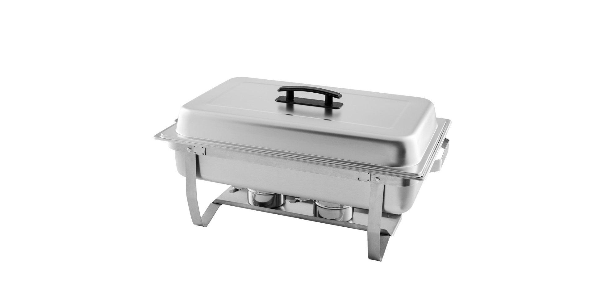 Chafing Dish Buffet Set (8 qt.) w/Fuel