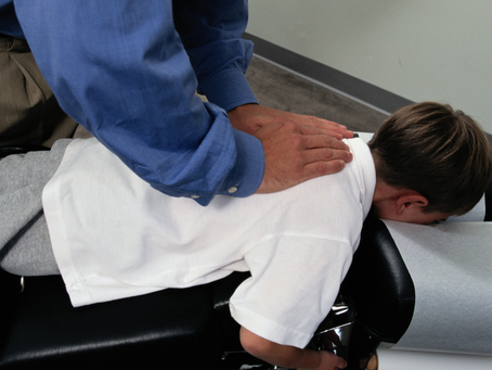 The Benefits of Chiropractic Care for Kids