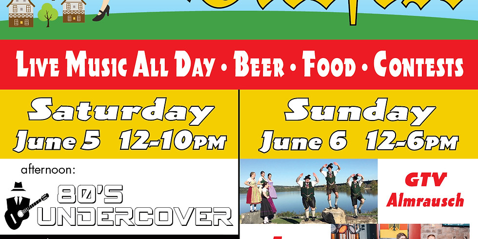 Our 4th Annual Wurst Bierfest