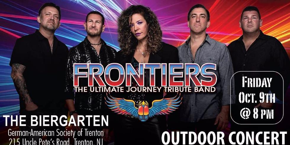 Frontiers (Journey Tribute) at the Biergarten