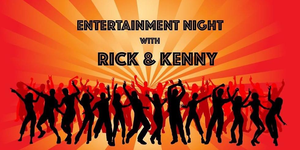 Rick & Kenny Spring Dance (Canceled)