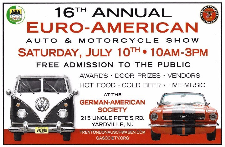 Euro American Auto and Motorcycle Show | GAStrenton