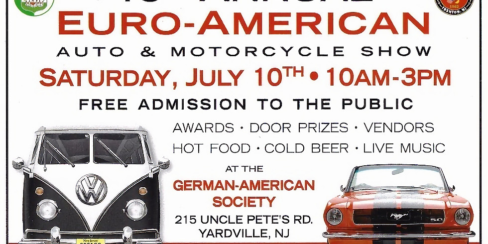 Euro American Auto and Motorcycle Show