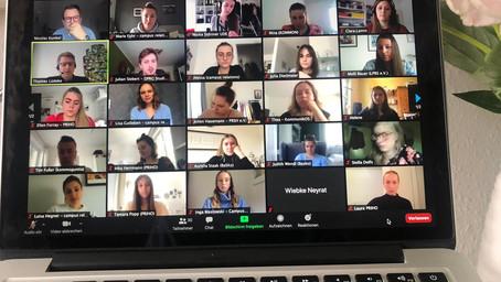 Ein digitales Wochenende mit den YoungPRPros