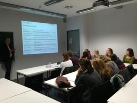 Campus-Workshop: PR-Grundlagen mit Prof. Röttger