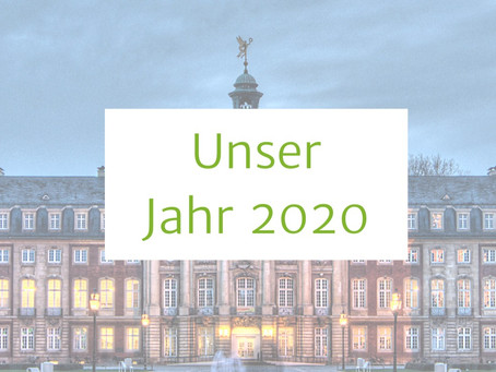 Wir blicken zurück! – unser Jahr 2020 bei campus relations e.V.