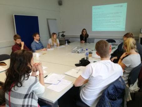 "Workshop ""Krisenkommunikation"" mit Dr. Kerstin Thummes"
