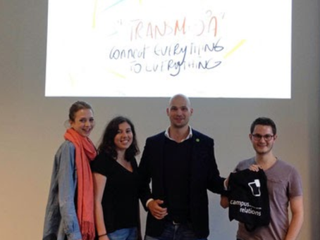 campus-Vortrag: Transmedia Storytelling