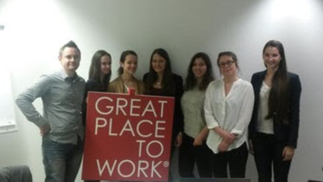 campus-Exkursion: Great Place to Work®