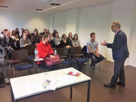 Matthias Pape bei campus relations
