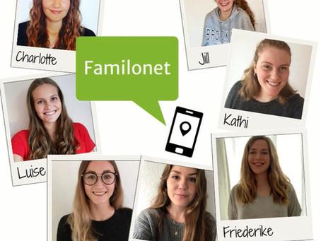 Projekt: Familonet