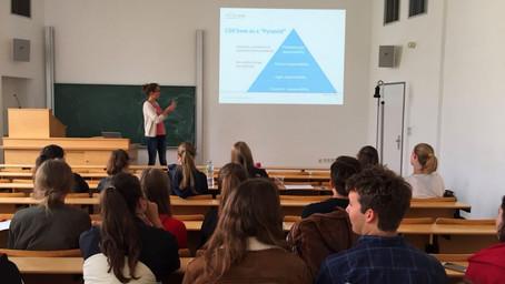 """""""CSR-Kommunikation ist kein Selbstläufer"""""""