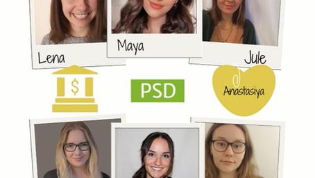 Projekt: PSD Bank