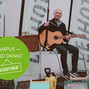 campus - und dann? 5 Fragen an die LEIHOTHEK Münster