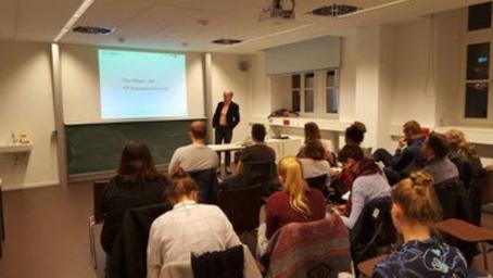 Workshop mit Frau Prof. Dr. Röttger