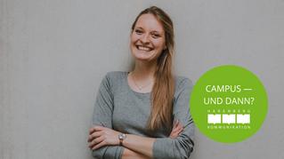 campus - und dann? 5 Fragen an den Harenberg Verlag