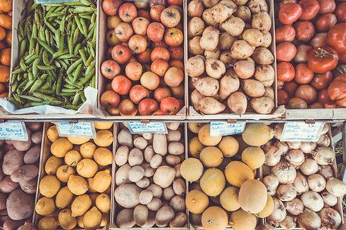 Farmers Market - 16 Weeks