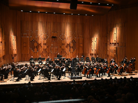 The Barbican: Beethoven Weekender: Symphonies, Songs and Simon Callow