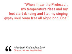 quote hot jazz