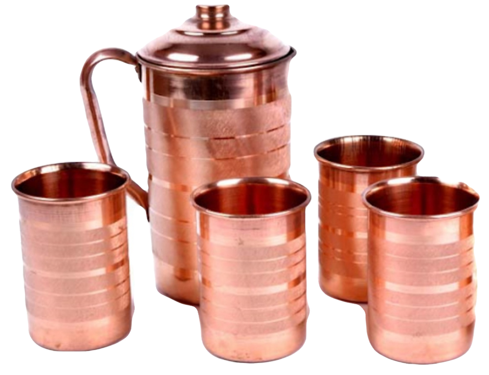 advantages and disadvantages of drinking water in copper vessel