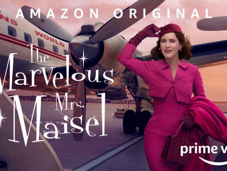 CeCe in Marvelous Mrs. Maisel: Season 3