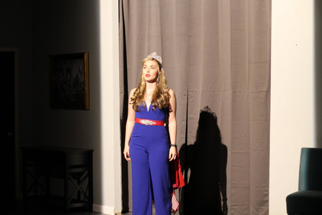 "Katherine in ""The Taming"""