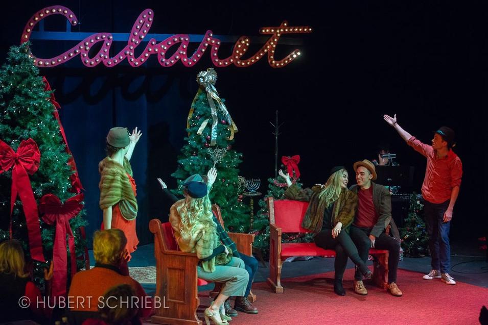 Weston Holiday Cabaret