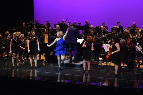 """""""Jerry Herman on Broadway"""" with the South Shore Symphany"""