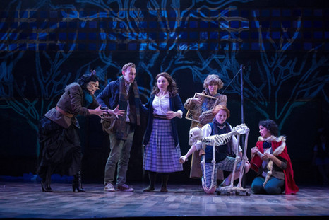 """Witch in """"Into the Woods"""""""