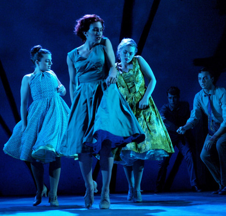"""""""West Side Story"""" at the Weston Playhouse"""