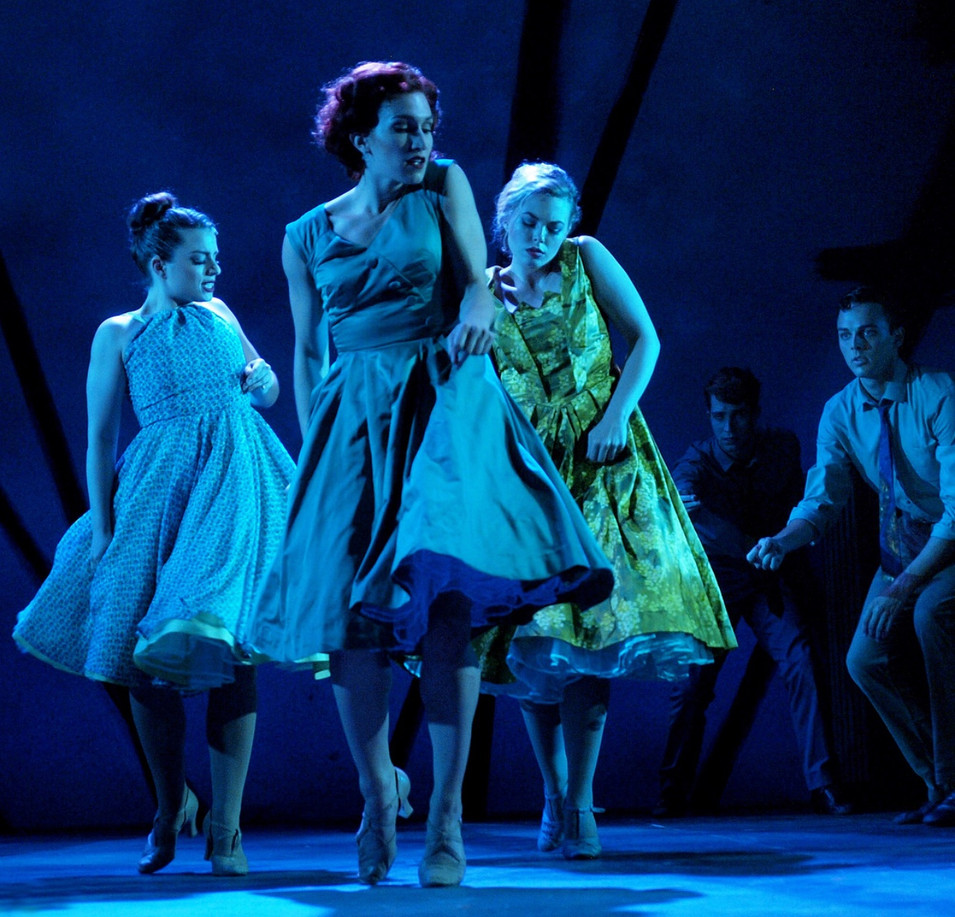 """West Side Story"" at the Weston Playhouse"