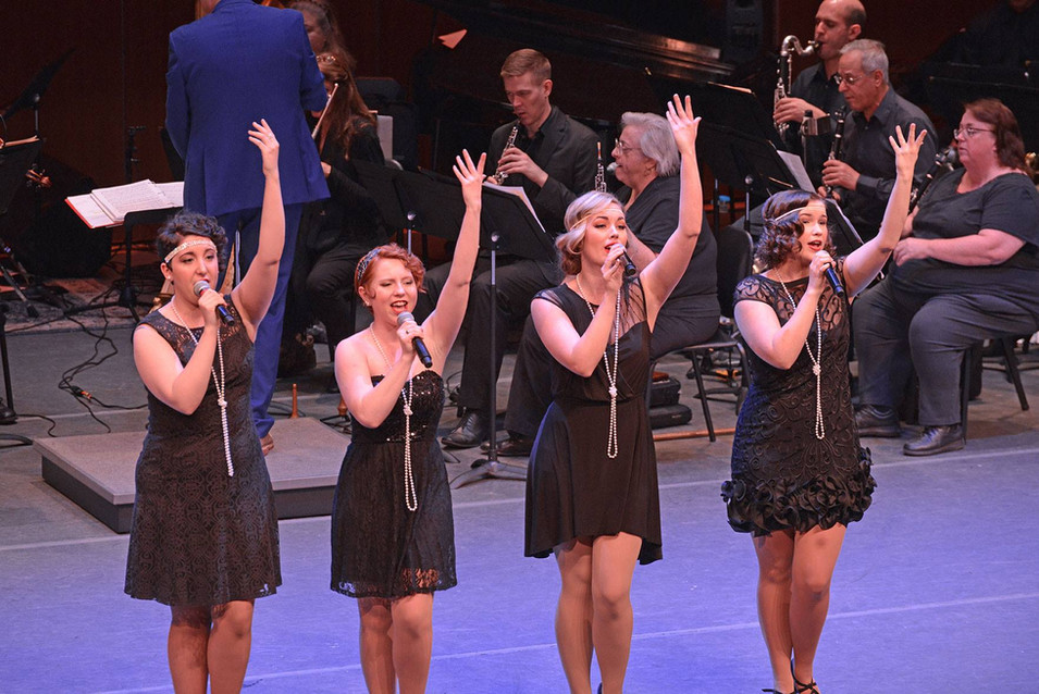 """Hit The Deck"" with the South Shore Symphany"