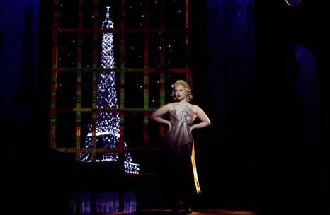 "Milo in ""An American In Paris"""