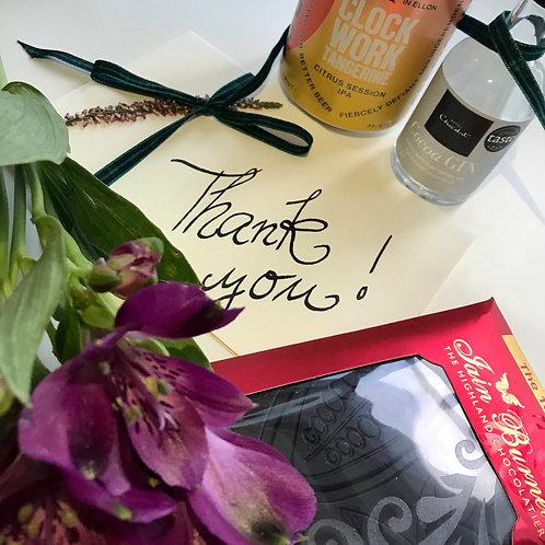Employee Reward Gift Box