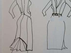 Creating a Bespoke Vintage Garment