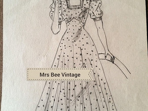 WW2 fashion Illustrating student gets a makeover with '21st Century Illustrator package'